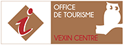 Logo Office du toursime du Vexin Centre